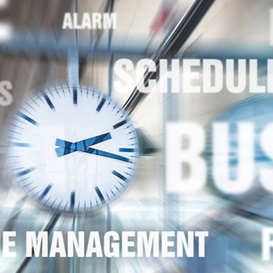 Time management at work and how to improve it